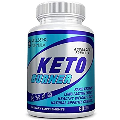 Best Keto Diet Pills-Natural Keto Weight Loss Pills Exogenous Ketones Supplement-Appetite Suppressant for Weight Loss for Women and Men-Perfect Keto Fat Burner-Metabolism Booster for Fast Weight Loss