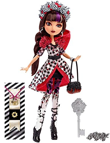 Ever After High Spring Unsprung Cerise Hood Doll (Cedar Wood Doll Ever After)