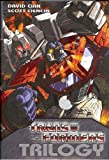 img - for The Transformers Trilogy (3 volumes in one) book / textbook / text book