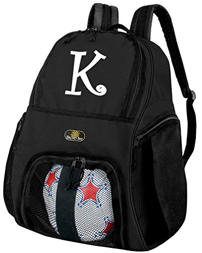 Personalized Soccer Backpack Ball Holding Practice Bag Custom