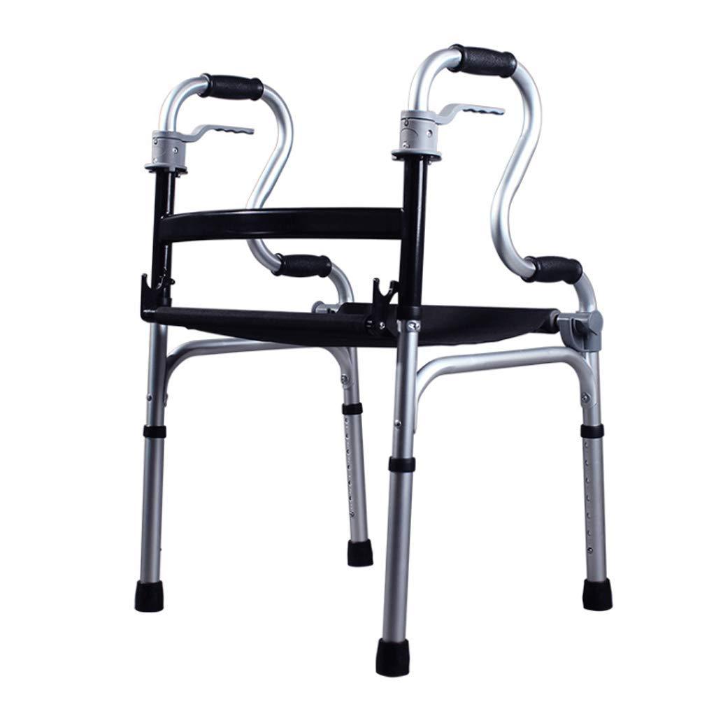 YTYD Andador De Aluminio para Discapacitados, Andador De Cuatro ...