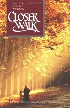 Closer Walk 0310542219 Book Cover
