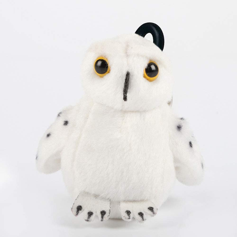 WOW - Peluche con clip Hedwig Harry Potter