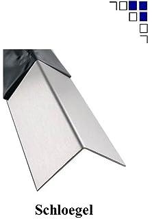 Winkelstahl gleichschenklig L/änge 2000mm 15x15x3mm scharfkantig