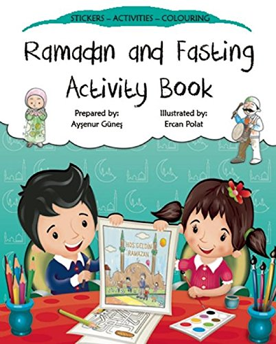 Ramadan Fasting Activity Discover Sticker