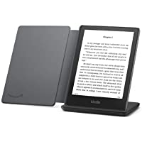 $229 » Kindle Paperwhite Signature Edition Essentials Bundle including Kindle Paperwhite Signature Edition - Wifi, Without Ads, Amazon Fabric…