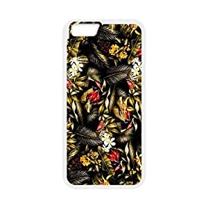 iPhone 6 6S Plus 5.5 Inch funda Blanco [PC dura de la funda + HD Pattern] Ted Serie Baker® [Numeración: FHJSFOHSL1939]