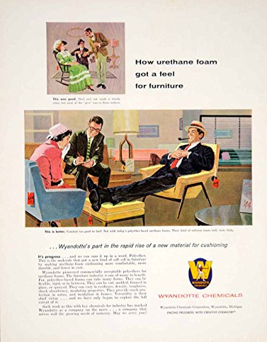 1960-ad-wyandotte-chemicals-michigan-urethane-foam-furniture-showroom-chair-ytf8-original-print-ad