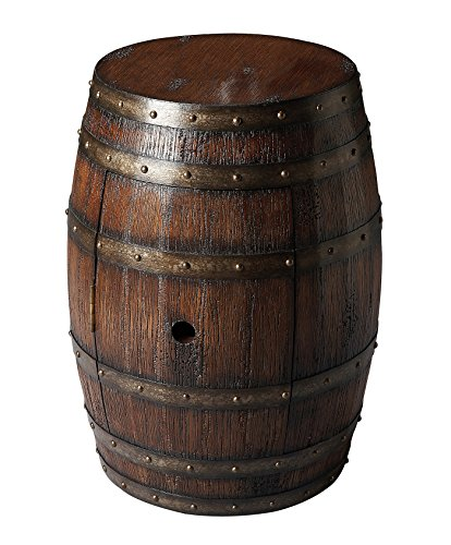 Tables - Sonoma Wine Barrel Table - Round Accent Table - Accent Furniture