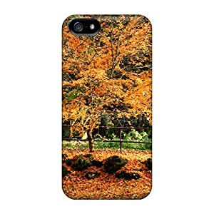 Perfect Fall Cases Covers Skin For Iphone 5/5s Phone Cases
