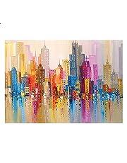 Painting Modern Canvas Tableau -70 cm x 100 cm