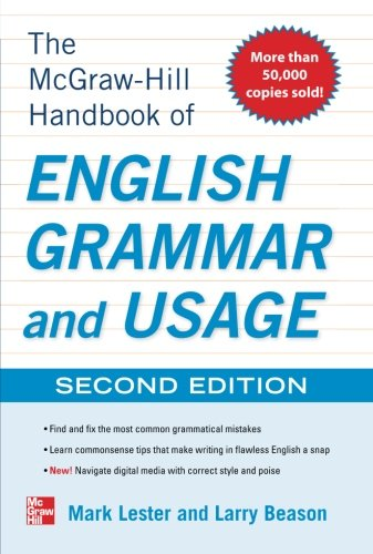 McGraw-Hill Handbook of English Grammar and Usage, 2nd Edition