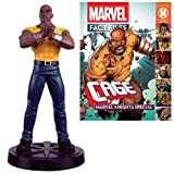 Marvel Fact Files Special #21 Luke Cage Statue with Collector Magazine