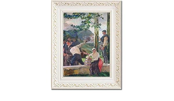 Joaquin Sorolla y Bastida - Lienzo Enmarcado de la galería ...