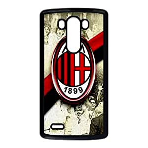 AC Milan LG G3 Cell Phone Case Black&Phone Accessory STC_214293
