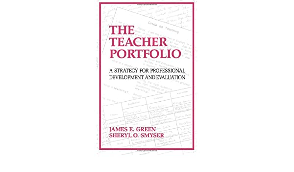 A Strategy for Professional Development and Evaluation