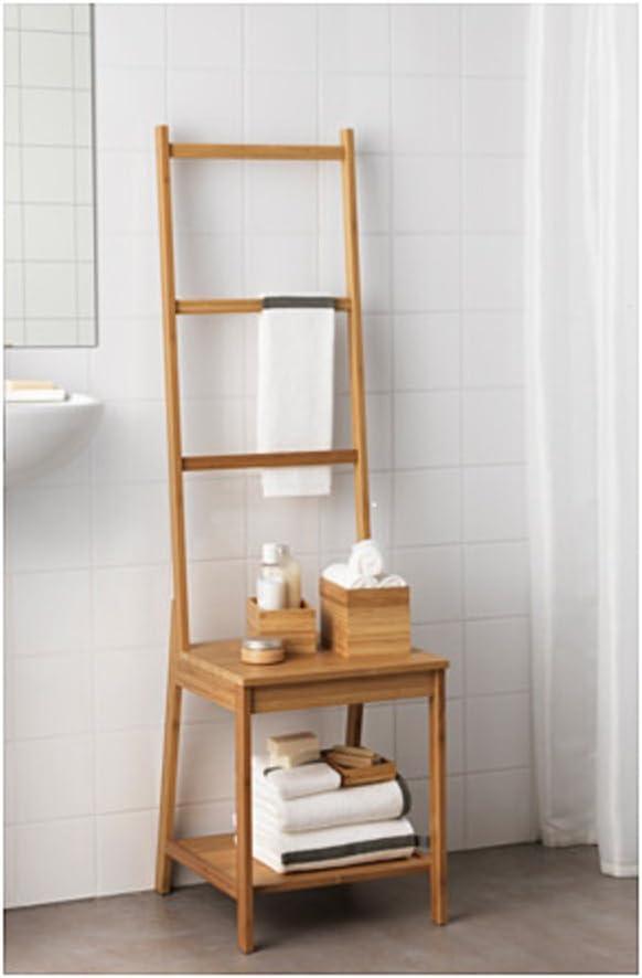 Rågrund - Toallero de Madera para baño, diseño Moderno: Amazon.es: Hogar