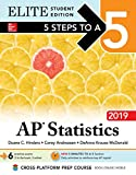 5 Steps to a 5: AP Statistics 2019 Elite Student Edition