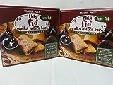 Trader Joe's ''This Fig Walks Into a Bar...'' Low Fat Cereal Bar 2 Pk.