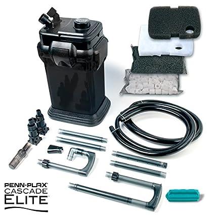 .com : penn plax cascade canister aquarium filter (cascade ...