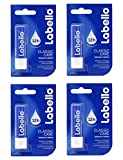 Labello Classic Care Lip Balm 5.5 ml /4.8g , pack of 4