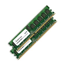 16GB Kit (2 x 8GB) DDR2-667 ECC Registered PC2-5300 240pin Server Module interchangeable w/ CT2KIT102472AB667 by Arch Memory
