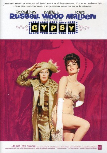 Gypsy (Natalie Dvd Wood Collection)