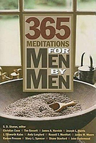 365 Meditations for Men by Men