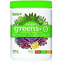 greens+ O Organic Vegan Acai Mango Flavour (263g) (greens plus o) Brand: Genuine Health