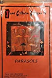June Colburn Quilt Pattern - Parasols