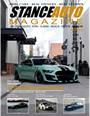 Stance Auto Magazine Oct 2021