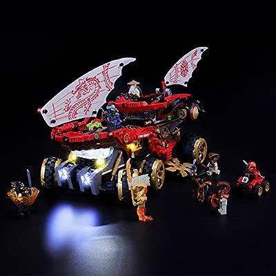 BRIKSMAX Kit de Iluminación Led para Lego Ninjago Navío de ...