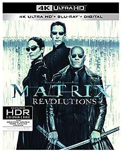 Matrix Revolutions,The (4K Ultra HD) [Blu-ray]