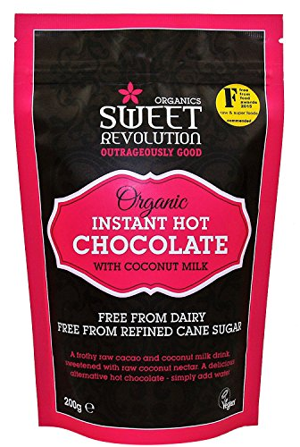 Sweet Revolution Organic Instant Hot Chocolate 200g