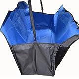 GOGO Car Back Seat Pet Dog Safety Travel Hammock Cover BLUE For Sale
