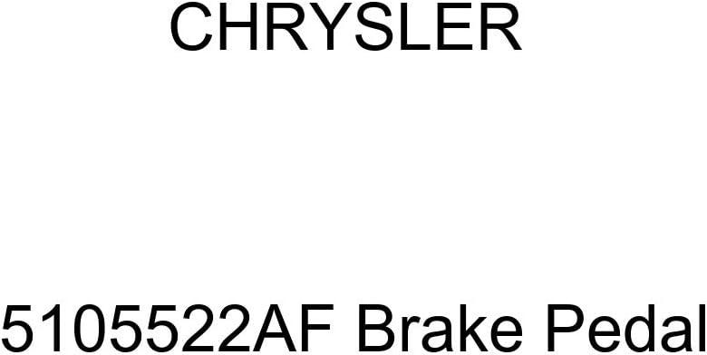 Chrysler Genuine 5105522AF Brake Pedal