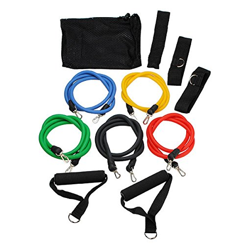 homepro-11-pc-latex-resistance-bands-exercise-set-for-yoga-abs-p90x-workout-fitness