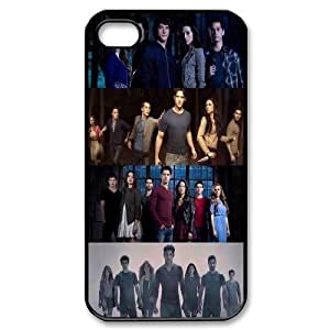 Steve-Brady Phone case TV Show Teen Wolf For Iphone 4 4S case cover Pattern-6 by runtopwell