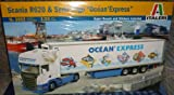 Italeri 1:24 Scania R620 Semi Frigo 'Océan Express'