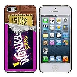 "Wonka Bar ""Purple Nebula"" Iphone 5/5s Case"