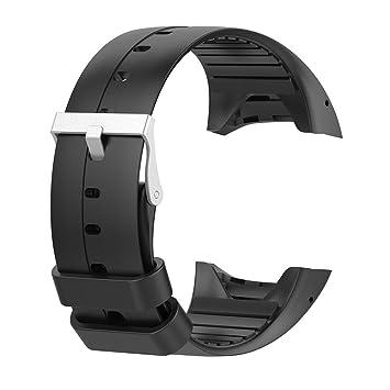 Correas de repuesto Domybest, para reloj inteligente Polar M430/M400 con hebilla: Amazon.es: Electrónica