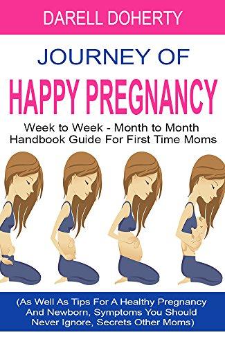 Free eBook online Journey of Happy Pregnancy: Week to Week ...