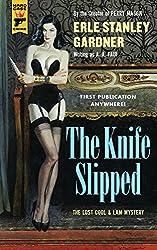 The Knife Slipped (Hard Case Crime)