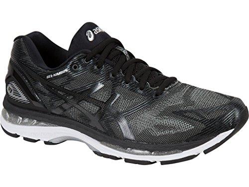 Asics Men's Gel-Nimbus 19 Running-Shoes, Black/Onyx/Silve...