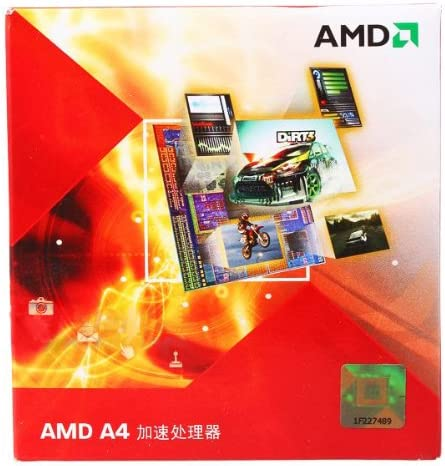 Amd A4-Series 3400 - Microprocesador: Amazon.es: Informática