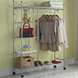 Home Storage Solutions 48'' Wide Closet System