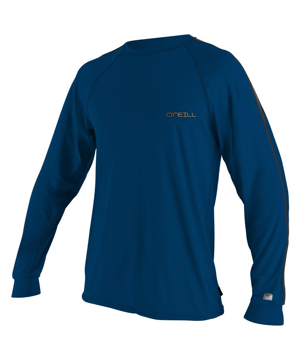 Amazon.com: O'Neill Wetsuits Men's 24-7 Tech Long Sleeve Crew Top ...