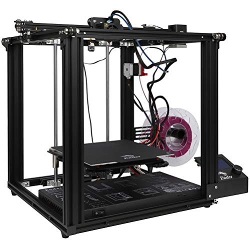Ender-5-Pro-Printer-220-x-220-x-300MM-All-Metal-Frame-DIY-Kit-3D-Printer-Resume-Printing-Function-TF-Card-Removable-Build-Surface-Plate-UI-Interface-LCD-Screen-for-Toy-Art-Medical-Orthopedics
