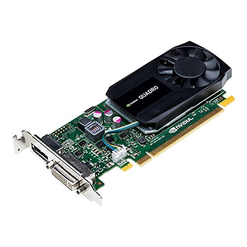 PNY nVIDIA Quadro K620 2GB DDR3 DVI/DisplayPort Low Profile