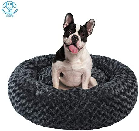 PUPPBUDD Donut Dog Bed Cat Bed
